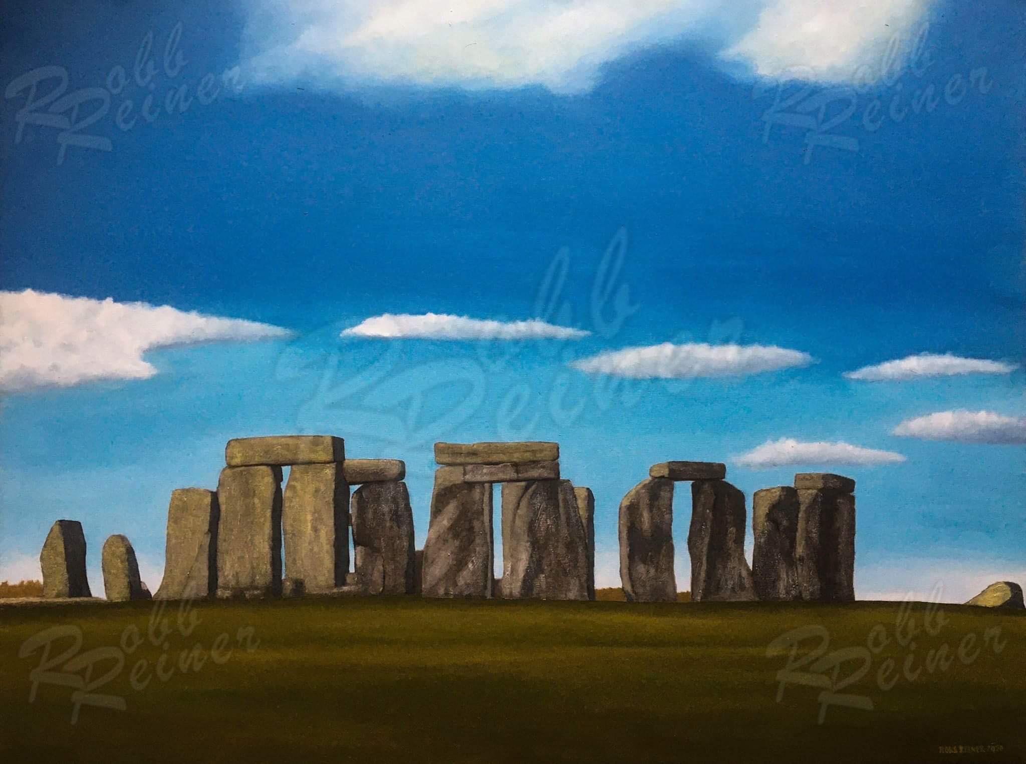 Robb Reiner - Stonehenge (Magic) 16\